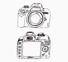 Nikon without White  Unisex T-Shirt