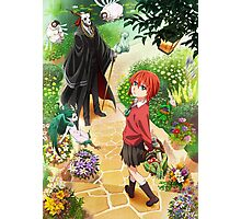The Ancient Magus' Bride Photographic Print