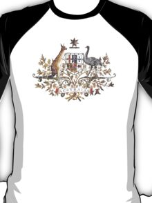 Aussie Coat of Arms T-Shirt