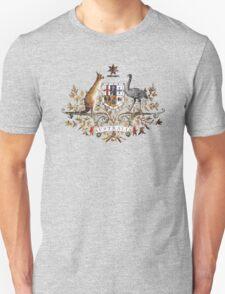 Aussie Coat of Arms Unisex T-Shirt