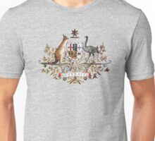 Aussie Coat of Arms Unisex T-Shirt
