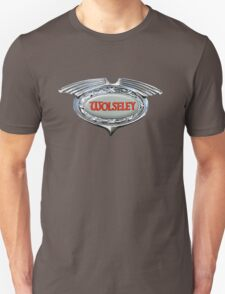 Wolseley Vintage Cars UK Unisex T-Shirt