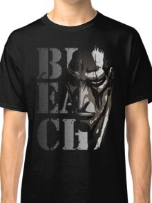 kenpachi face halftone Classic T-Shirt