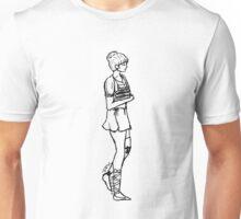 Rhiann - Ballet Dancer in Lesson Unisex T-Shirt