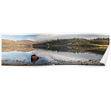 Loch Etive Panoramic Poster