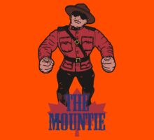The Mountie Always Gets His Man! by G-Spark