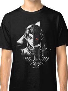 A Hero's Dark Reflection Classic T-Shirt