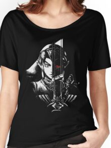 A Hero's Dark Reflection Women's Relaxed Fit T-Shirt