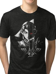 A Hero's Dark Reflection Tri-blend T-Shirt