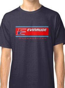 Evinrude Vintage Snowmobiles Classic T-Shirt