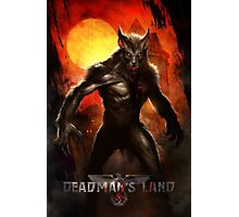 Deadman's Land Official Gear Photographic Print