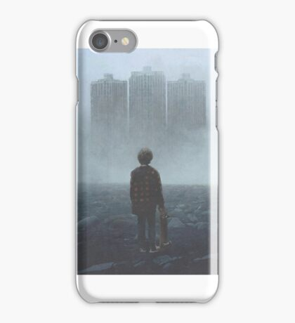 Boy And The Giants iPhone Case/Skin