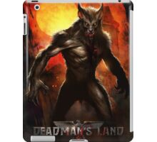Deadman's Land Official Gear iPad Case/Skin