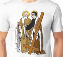 ST PETER AND ST PAUL Unisex T-Shirt