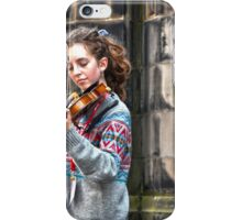 Edinburgh Fringe Festival Performer iPhone Case/Skin