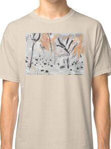 By the Bank of the Millstream Classic T-Shirt
