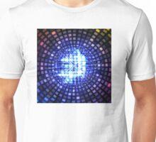 Disco ball background Unisex T-Shirt