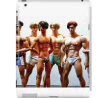 Gay Boy Dolls iPad Case/Skin