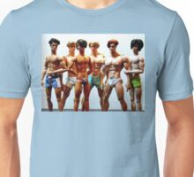 Gay Boy Dolls Unisex T-Shirt