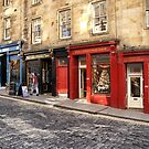 Colourful Victoria Street by Kasia-D