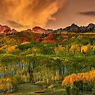 A Colorado Autumn Along Kebler Pass by John  De Bord Photography