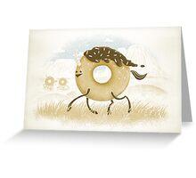 Mr. Sprinkles Greeting Card