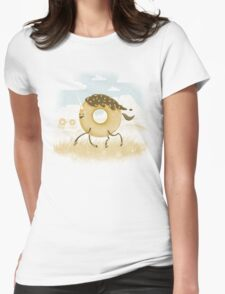 Mr. Sprinkles Womens Fitted T-Shirt