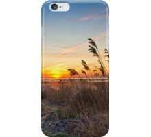 Sunrise at Pegwell Bay iPhone Case/Skin