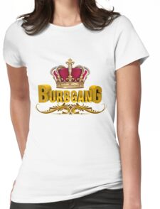 Burb Gang Womens Fitted T-Shirt
