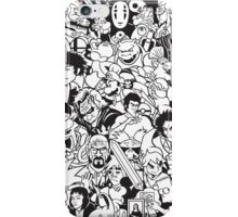 Influence Map iPhone Case/Skin