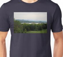New York's Hudson River Valley Unisex T-Shirt