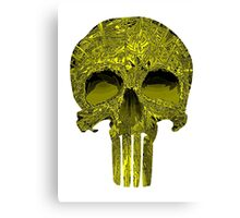 The Punisher skull Canvas Print