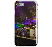 Metro color iPhone Case/Skin