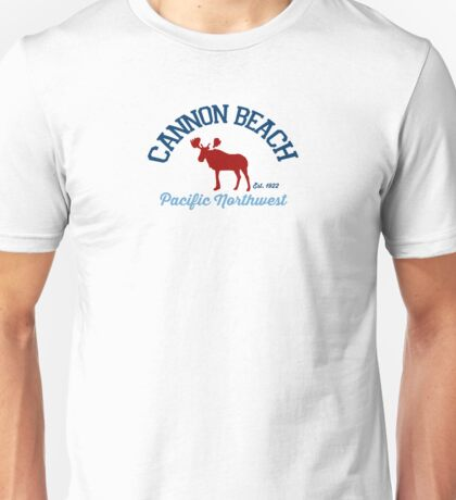 Cannon Beach. Unisex T-Shirt