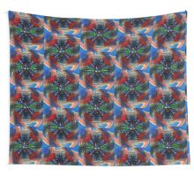 Remote viewing of the Abyss 1 Wall Tapestry