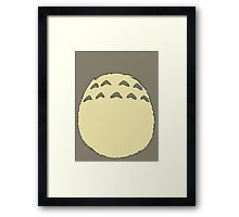 Sweet Neighbour Belly Framed Print