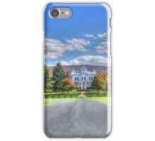Holtzman House iPhone Case/Skin