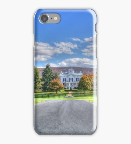 Holtzman House iPhone Case/Skin