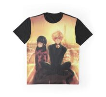 Ladybug and Chat Noir: Heroes of Paris Graphic T-Shirt