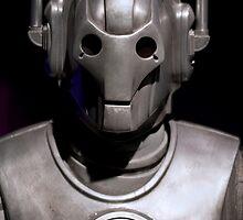 Cyberman! by davidlichtneker