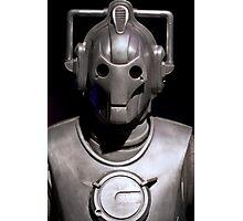 Cyberman! Photographic Print