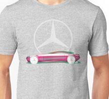 Mercedes Concept Coupé Unisex T-Shirt