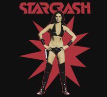 STARCRASH Caroline Munro T-Shirt by betaville