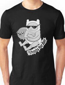 I'll Puncha Your Buns! Unisex T-Shirt