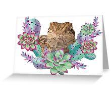 Desert Dragon Greeting Card
