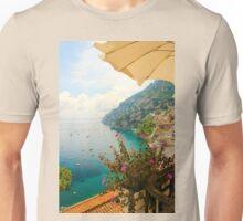 Relaxing in Positano Unisex T-Shirt