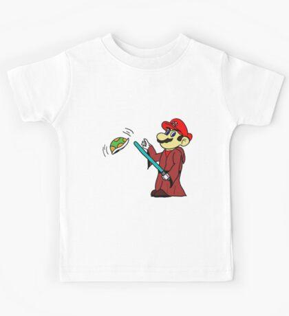 Jedi Mario Kids Tee