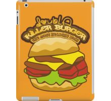 Double Killer Burger iPad Case/Skin