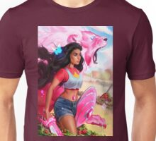 Stevonnie and Lion Unisex T-Shirt