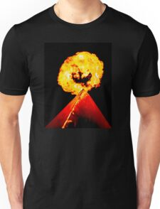 Phoenix Flame Tower Unisex T-Shirt